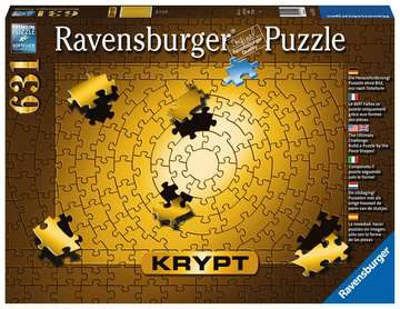 Krypt Gold, 631pc Puzzles;Adult Puzzles - image 1 - Ravensburger