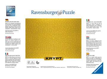 Krypt Gold, 631pc Puzzles;Adult Puzzles - image 2 - Ravensburger