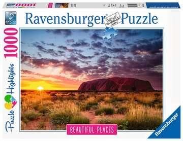 Ayers Rock, Australia, 1000pc Puzzles;Adult Puzzles - image 1 - Ravensburger