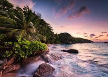 Praslin Island, Seychelles1000p Puslespil;Puslespil for voksne - Billede 2 - Ravensburger