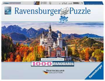 Slot Neuschwanstein in Beieren Puzzels;Puzzels voor volwassenen - image 1 - Ravensburger