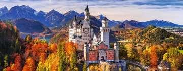 15161 Erwachsenenpuzzle Schloss in Bayern von Ravensburger 2