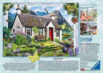 Country Cottage Collection - Lochside Cottage, 1000pc Puzzles;Adult Puzzles - image 3 - Ravensburger