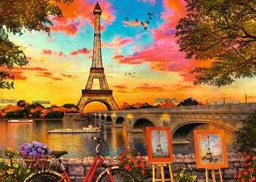 Parijs Puzzels;Puzzels voor volwassenen - image 2 - Ravensburger