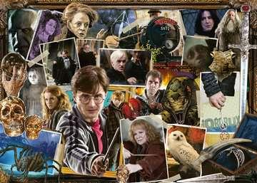 Harry Potter gegen Voldemort Puzzle;Erwachsenenpuzzle - Bild 2 - Ravensburger
