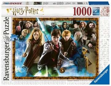 15171 Erwachsenenpuzzle Der Zauberschüler Harry Potter von Ravensburger 1