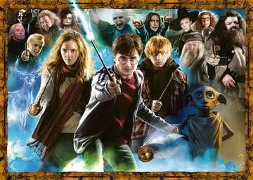 15171 Erwachsenenpuzzle Der Zauberschüler Harry Potter von Ravensburger 2