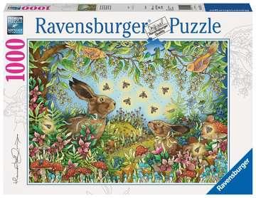 15172 Erwachsenenpuzzle Nächtlicher Zauberwald von Ravensburger 1