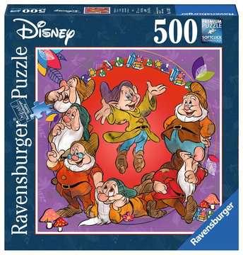 7 Nani Puzzle;Puzzle da Adulti - immagine 1 - Ravensburger