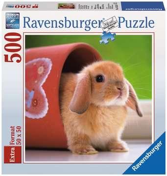 Dolce coniglietto Puzzle;Puzzle da Adulti - immagine 1 - Ravensburger
