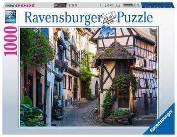 15257 Erwachsenenpuzzle Eguisheim im Elsass von Ravensburger 1
