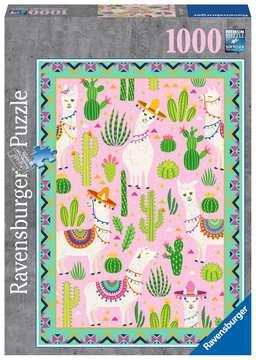 Schattige alpaca's Puzzels;Puzzels voor volwassenen - image 1 - Ravensburger