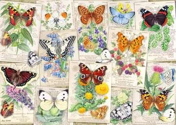 Butterfly Splendours, 1000pc Puzzles;Adult Puzzles - image 2 - Ravensburger