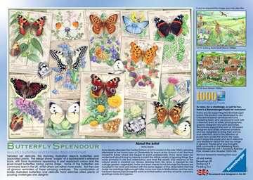 Butterfly Splendours, 1000pc Puzzles;Adult Puzzles - image 3 - Ravensburger