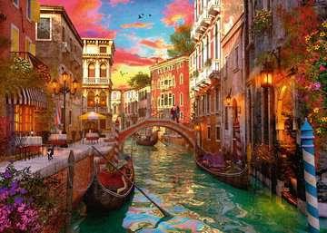 Venice Romance, 1000pc Puzzles;Adult Puzzles - image 2 - Ravensburger