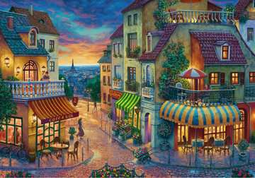 An Evening in Paris Jigsaw Puzzles;Adult Puzzles - image 2 - Ravensburger