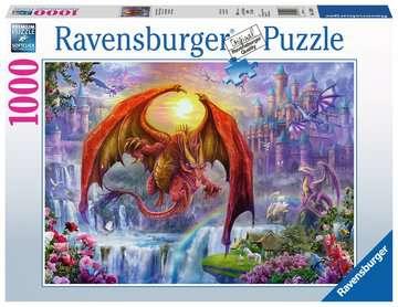 Dragon Kingdom Jigsaw Puzzles;Adult Puzzles - image 1 - Ravensburger
