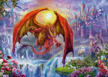 Dragon Kingdom Jigsaw Puzzles;Adult Puzzles - image 2 - Ravensburger