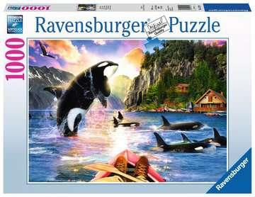 Close Encounters Jigsaw Puzzles;Adult Puzzles - image 1 - Ravensburger