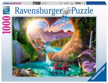 Heartview Cave Jigsaw Puzzles;Adult Puzzles - image 1 - Ravensburger