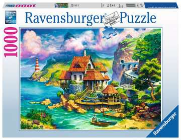 The Cliff House Jigsaw Puzzles;Puzzle Accessories - image 1 - Ravensburger