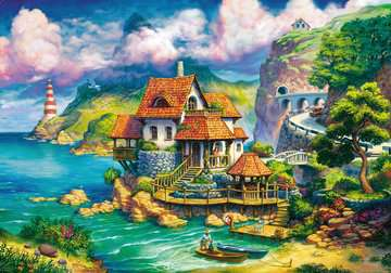 The Cliff House Jigsaw Puzzles;Puzzle Accessories - image 2 - Ravensburger