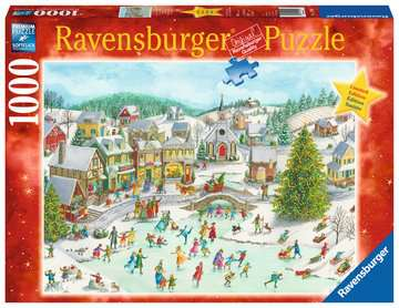 Playful Christmas Day Jigsaw Puzzles;Adult Puzzles - image 1 - Ravensburger