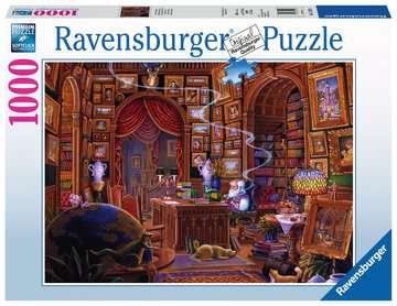 Gallery of Learning Jigsaw Puzzles;Adult Puzzles - image 1 - Ravensburger
