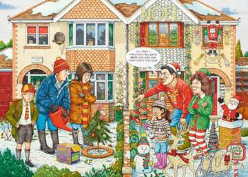 WHAT IF? No.20 Christmas Lights, 1000pc Puzzles;Adult Puzzles - image 3 - Ravensburger