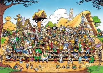 Familienfoto Puzzle;Erwachsenenpuzzle - Bild 2 - Ravensburger