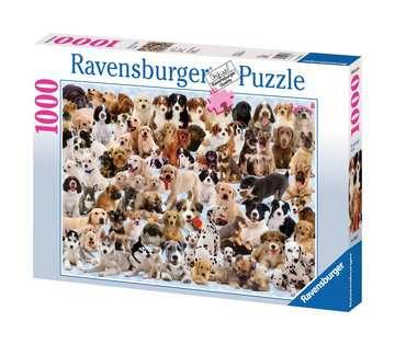 Dogs Galore Puslespil;Puslespil for voksne - Billede 2 - Ravensburger
