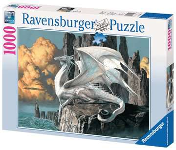 Dragon Jigsaw Puzzles;Adult Puzzles - image 1 - Ravensburger