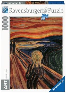 Munch: L urlo Puzzle;Puzzle da Adulti - immagine 1 - Ravensburger