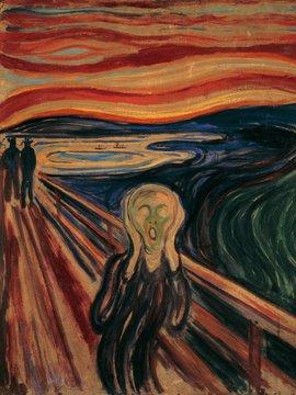 Munch: L urlo Puzzle;Puzzle da Adulti - immagine 2 - Ravensburger
