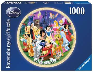 Wonderful world of Disney 1 Puzzle;Puzzles adultes - Image 1 - Ravensburger