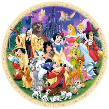 Wonderful world of Disney 1 Puzzle;Puzzles adultes - Image 2 - Ravensburger