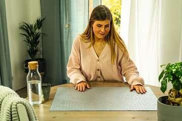 Krypt - silver 654 dílků 2D Puzzle;Puzzle pro dospělé - obrázek 11 - Ravensburger