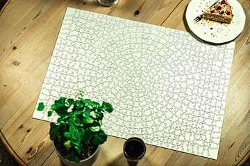 Krypt - silver 654 dílků 2D Puzzle;Puzzle pro dospělé - obrázek 19 - Ravensburger