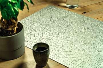 SREBRNY KRYPT 654 EL Puzzle;Puzzle dla dorosłych - Zdjęcie 21 - Ravensburger