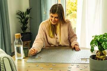 Krypt - silver 654 dílků 2D Puzzle;Puzzle pro dospělé - obrázek 5 - Ravensburger
