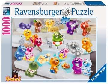 Badespaß Puzzle;Erwachsenenpuzzle - Bild 1 - Ravensburger