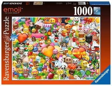 Emoji II Puzzels;Puzzels voor volwassenen - image 1 - Ravensburger