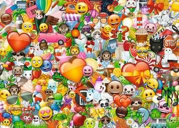 Emoji II Puzzels;Puzzels voor volwassenen - image 2 - Ravensburger