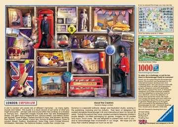 London Emporium, 1000pc Puzzles;Adult Puzzles - image 3 - Ravensburger
