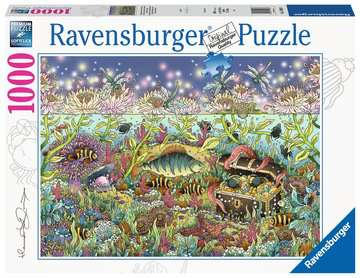 Underwater Kingdom Jigsaw Puzzles;Adult Puzzles - image 1 - Ravensburger