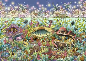 Underwater Kingdom Jigsaw Puzzles;Adult Puzzles - image 2 - Ravensburger