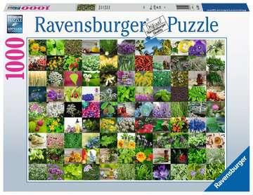 15991 Erwachsenenpuzzle 99 Kräuter und Gewürze von Ravensburger 1