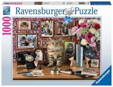 15994 Erwachsenenpuzzle Meine Kätzchen von Ravensburger 1