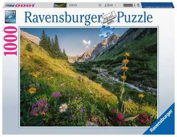 15996 Erwachsenenpuzzle Im Garten Eden von Ravensburger 1