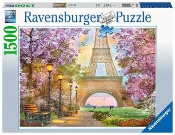 A Paris Stroll Jigsaw Puzzles;Adult Puzzles - image 1 - Ravensburger